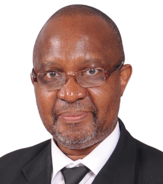 Prof Bonke Clayton Dumisa